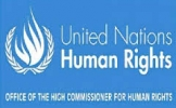 Spokesperson for the UN High Commissioner for Human Rights: Ravina Shamdasani